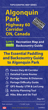Load image into Gallery viewer, Algonquin Park - Hwy 60 Corridor, ON - Map 501