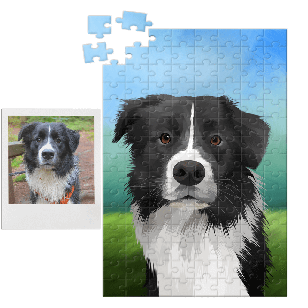 Cartooniful™ Puzzel