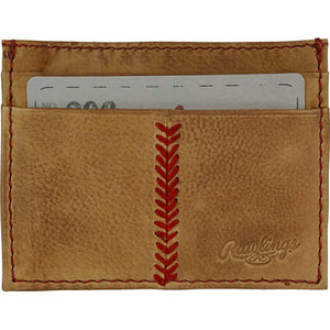 TARJETERO RAWLINGS BASEBALL STITCH