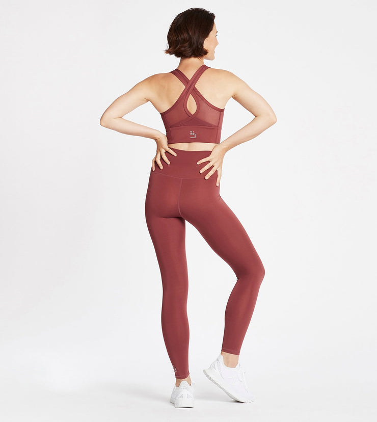 High Rise Long Legging II Cosy
