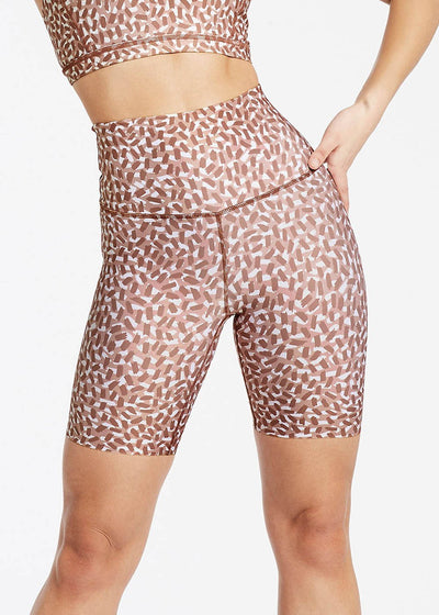 Laser Hem Bike Short