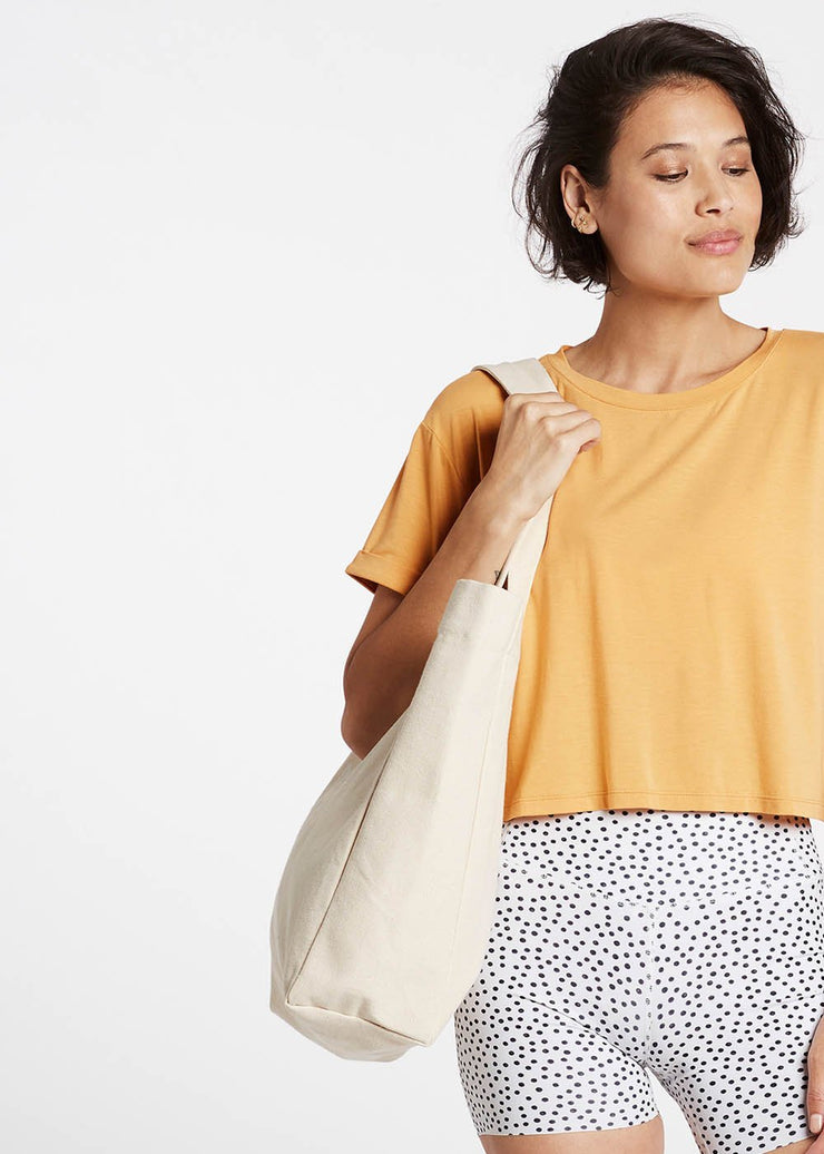 Oversized Friends Tote