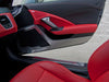 Corvette C7 Door Guards. Years 2014 2015