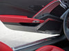 "2014-15 Chevy Corvette C7 Door Guards with ""Stingray"" lettering Inlay by ACC"