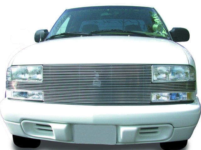 1998 1999 2000 2001 2002 2003 2004 Chevy S10 Blazer Billet Grille grill Polished by T-Rex. 20277
