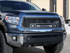 2014 2015 2016 2017 Tundra LED Light Grille Grill Rigid Industries