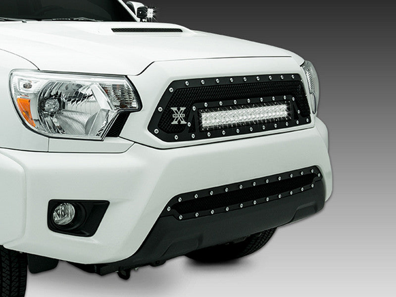 2012 2013 2014 Tacoma Mesh Grille Grill Torch Series LED Bar T-Rex 6319381
