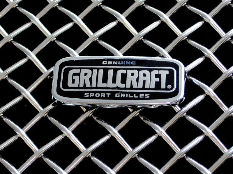 2007-10 GMC Sierra 2500 | 3500 Mesh Grille SW-Series by GrillCraft