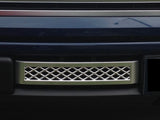 2013 2014 platinum f150 bumper lower grille grill oem factory look silver