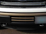 Ecoboost Adobe bumper lower grill grille King Ranch