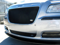 2011 2012 2013 2014 Chrysler 300 Mesh Grille Grill MX-Series Black by GrillCraft