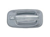 1999 2000 2001 2002 2003 2004 2005 2006 Chevy Silverado 1500 Chrome Door Handle Covers by CCI CCIDH68102B