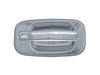 2000 2001 2002 2003 2004 2005 2006 GMC Yukon Chrome Door Handle Covers by CCI CCIDH68102B