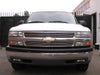 1999-00 Chevy Silverado 2500 | 3500 Billet Grille Overlay by GrillCraft