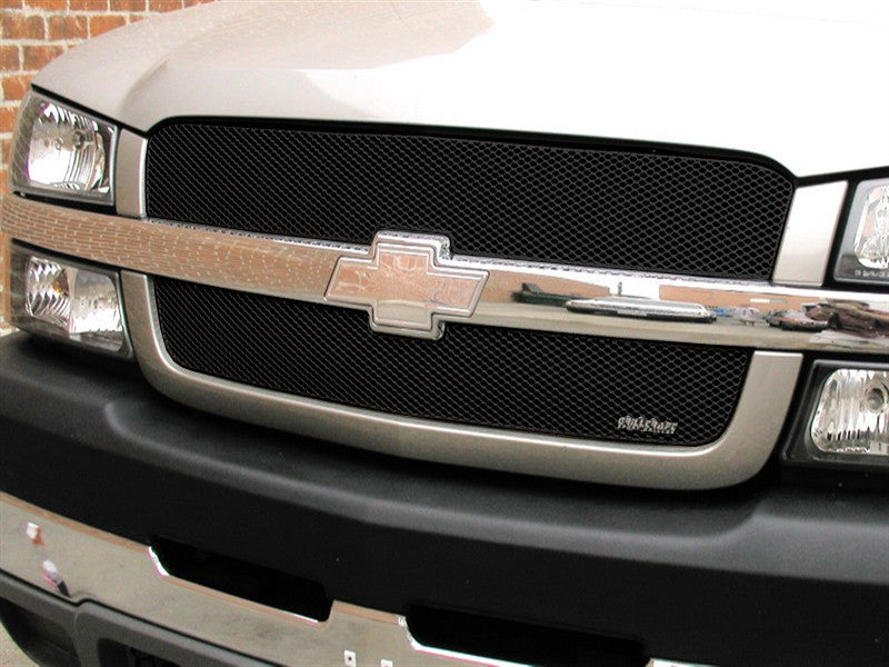 2002-06 Chevy Avalanche Mesh Grille MX-Series by GrillCraft