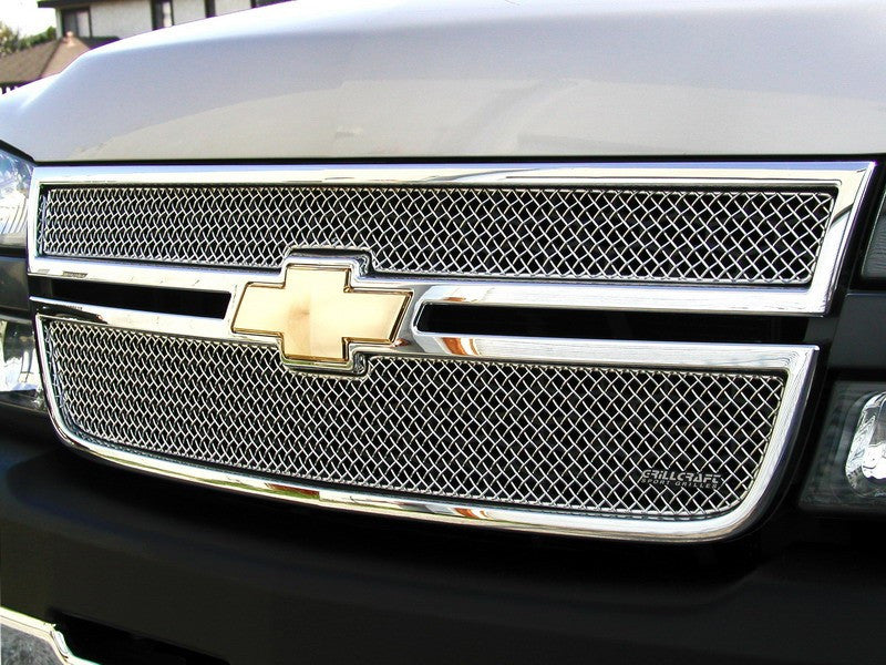 2005-07 Chevy Silverado 2500 | 3500 Mesh Grille SW-Series by GrillCraft