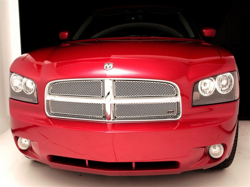 2006-10 Dodge Charger Mesh Grille MX-Series by GrillCraft