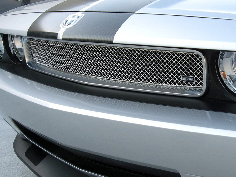 2009-14 Dodge Challenger Mesh Grille SW-Series by GrillCraft
