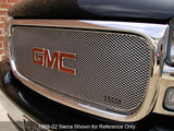1994-99 GMC Yukon Mesh Grille MX-Series by GrillCraft
