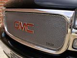 2000-06 GMC Yukon Mesh Grille MX-Series by GrillCraft