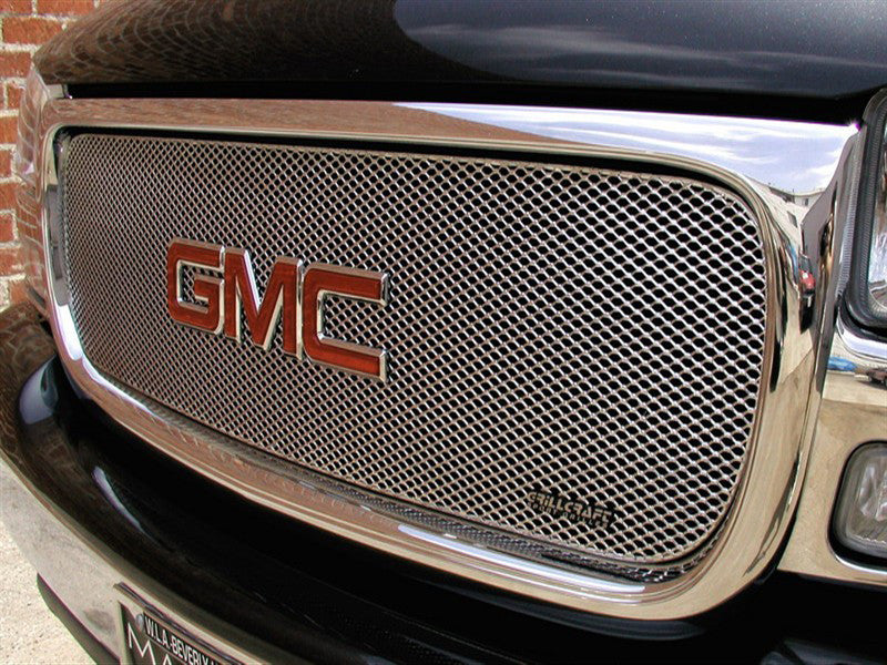 1999-02 GMC Sierra 1500 Mesh Grille MX-Series by GrillCraft
