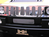 2003-07 Hummer H2 Mesh Grille MX-Series by GrillCraft