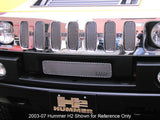 2008-10 Hummer H2 Mesh Grille MX-Series by GrillCraft