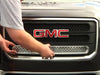 2013-16 GMC Acadia Grille Snap-On Chrome Overlay by CCI