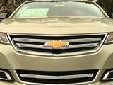 2014 2015 Chevy Impala LS Chrome Snap-On Grille Grill CCI