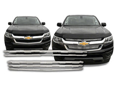 2015 Chevy Colorado Chrome grille grill 2016