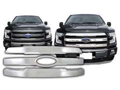 2015 Ford F-150 King Ranch / Lariat Chrome grille grill 2016 F150