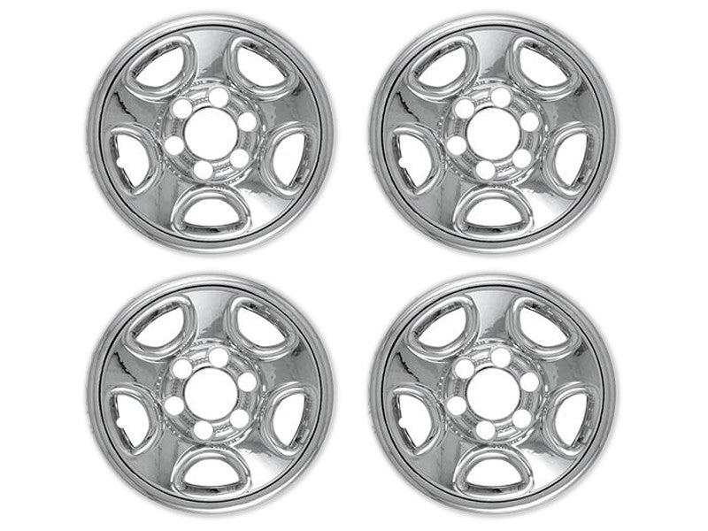 2000 2001 2002 2003 2004 2005 2006 Tahoe Chrome Wheel Skin Cover IWCIMP-08X IMP08X