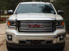 2014-15 GMC Sierra 1500 Grille Snap-On Chrome Overlay by CCI