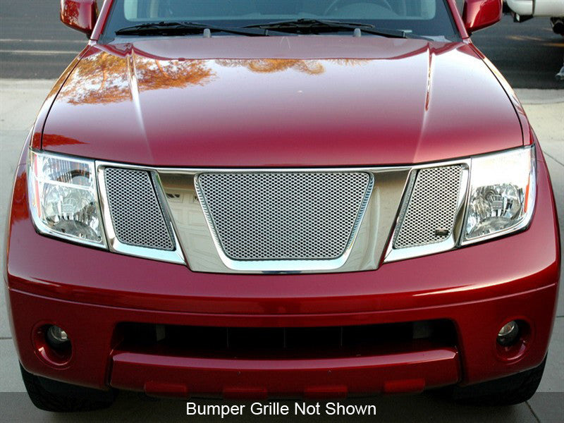 2005-07 Nissan Pathfinder Mesh Grille MX-Series by GrillCraft