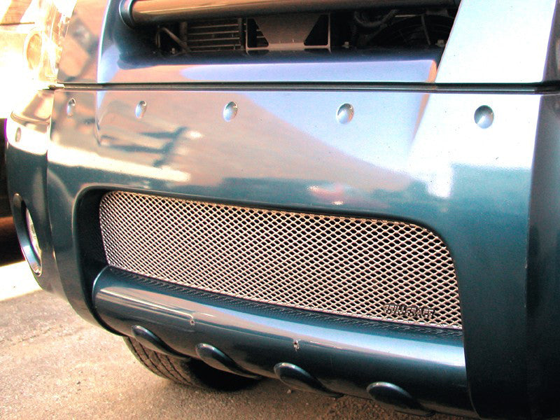 2001-04 Nissan Frontier Mesh Grille MX-Series by GrillCraft