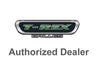 2015 Chevy Silverado 2500 | 3500 Mesh Grille Torch Series Black Replacement w/ LED Light Bar by T-Rex