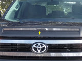 2014 2015 2016 2017 Tundra Grille Chrome Stainless Steel Accent Trim HT14145