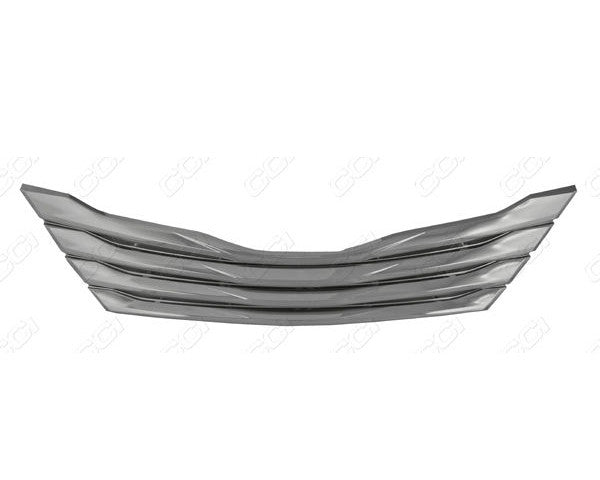 Toyota Sienna 2011 2012 2013 2014 Grille Grill Snap-On Chrome by CCI IWCGI-201