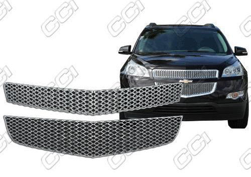 2009 2010 2011 2012 Traverse Grille Grill Chrome Overlay by CCI IWCGI-75
