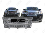 2010 2012 2013 2014 Terrain Chrome Snap-On Grille Grill Overlay by CCI IWCGI-87