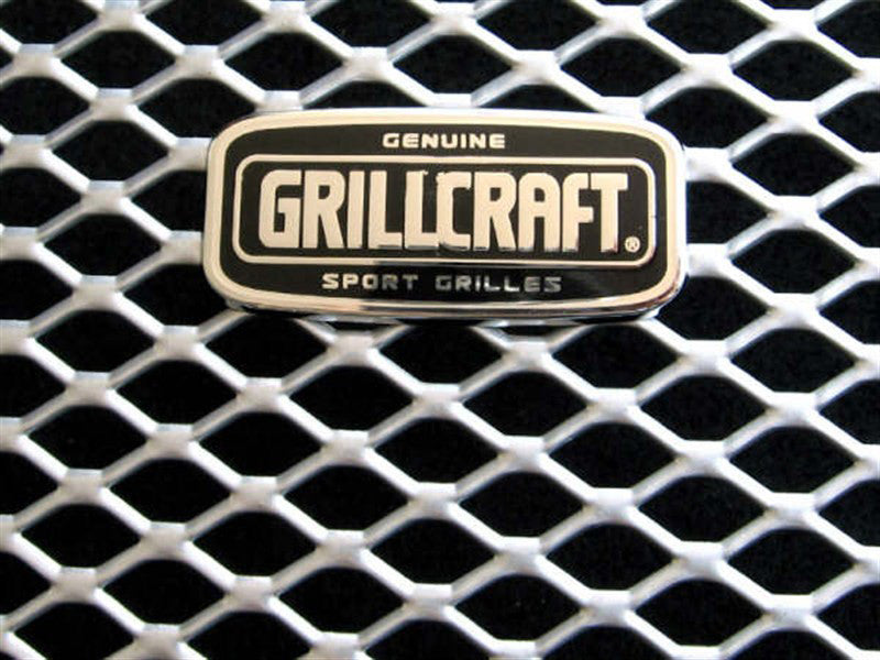 2004-08 Mini Cooper S Convertible Mesh Grille MX-Series by GrillCraft