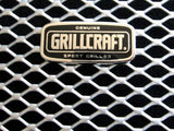 2002-09 GMC Envoy Mesh Grille MX-Series by GrillCraft