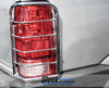2007 2008 2009 2010 2011 Nitro Chrome Taillight Guard Set installation