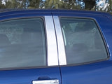 2014 2015 2016 2017 Tundra Chrome Pillar Post Trim Covers by QAA PP27145 2007 2008 2009 2010 2011 2012 2013