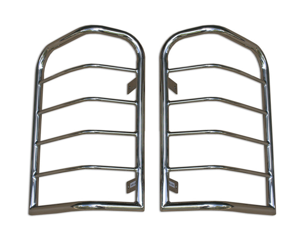 2007 2008 2009 2010 2011 Nitro Chrome Taillight Guard Set