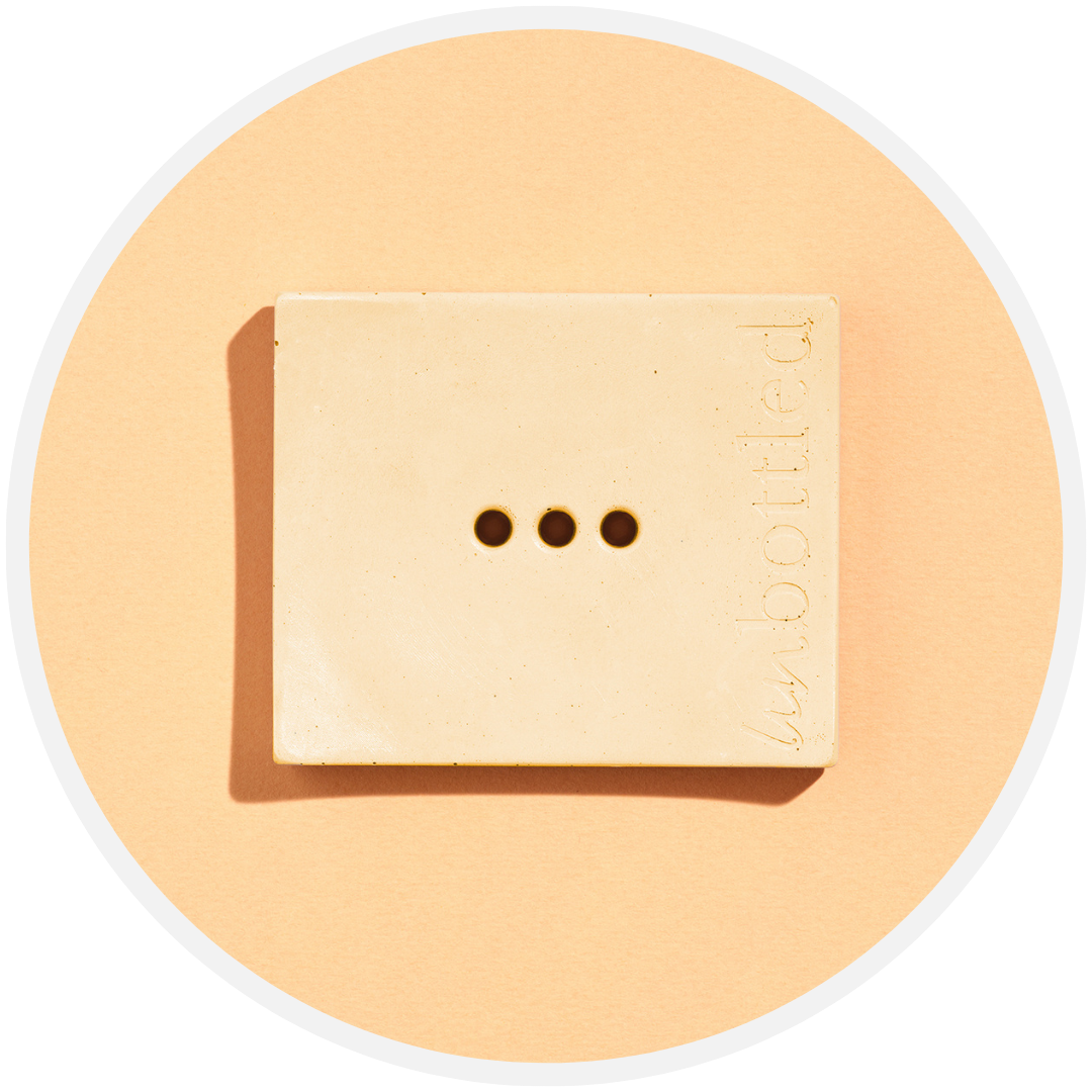 Porte-Savon - Rectangle Ocre