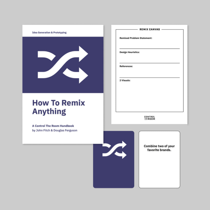 How To Remix Anything