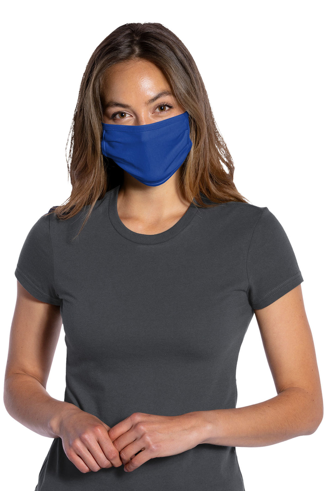 Cotton Mask (500 Quantity Minimum) 1-color imprint