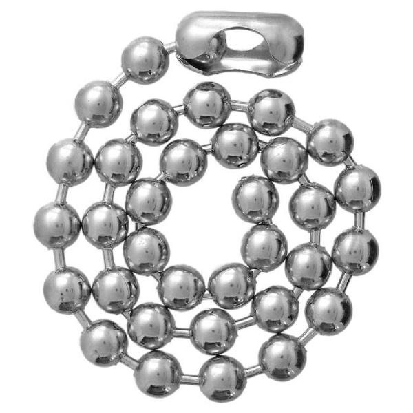 Ball Chain and Link Chain