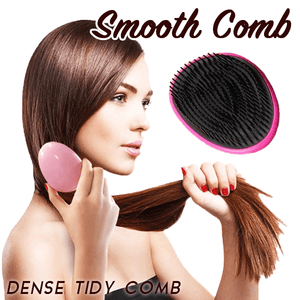 Egg Shape Magic Hair Comb